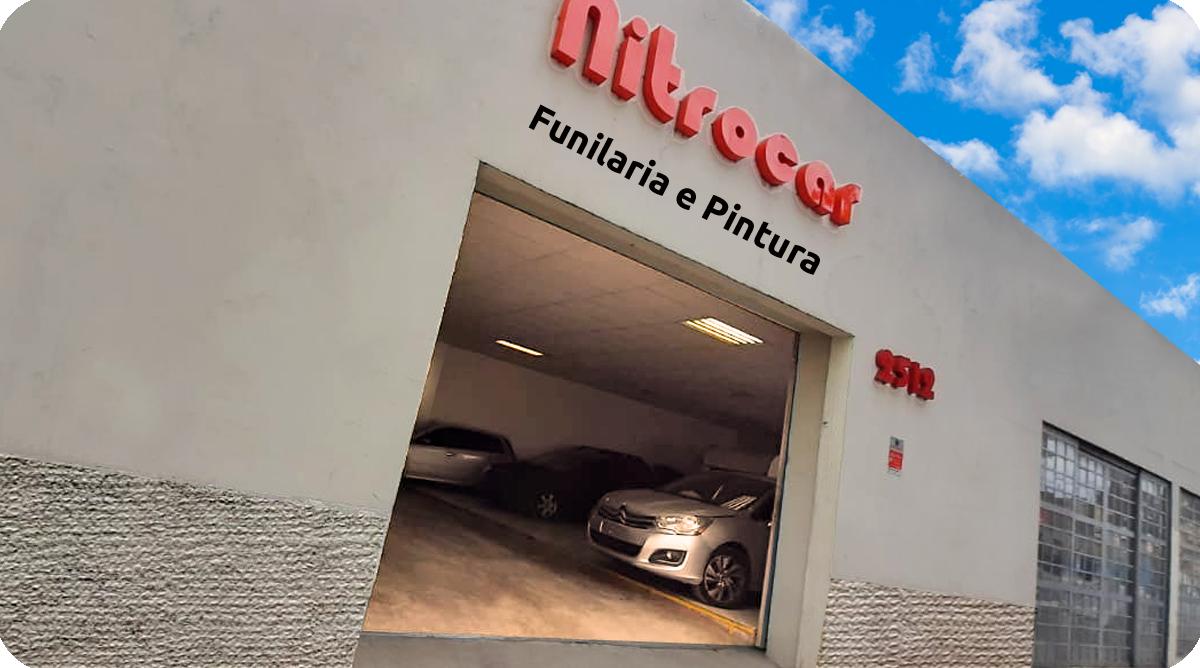 foto fachada da oficina